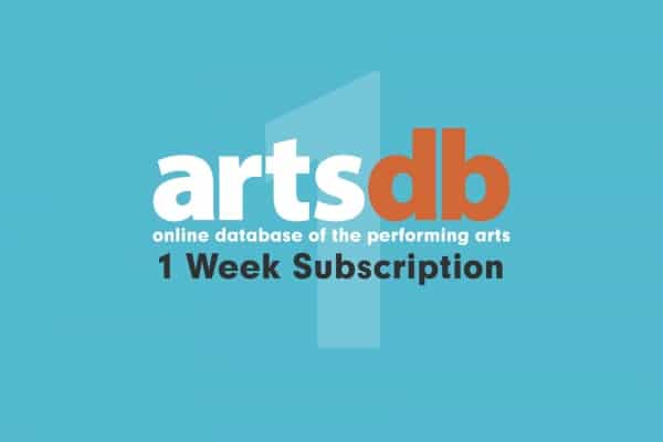 1 week subscription