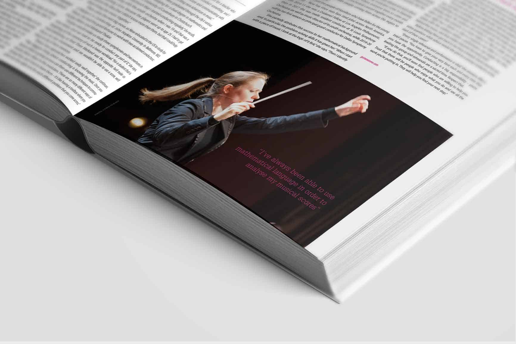 Gemma Conductor